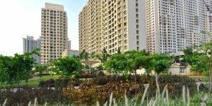 Rustomjee urbania township Thane urban-farming